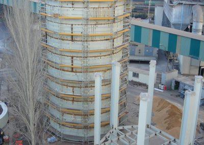 Tudela Veguin - Construcción silos + Edificio mezcla Abono