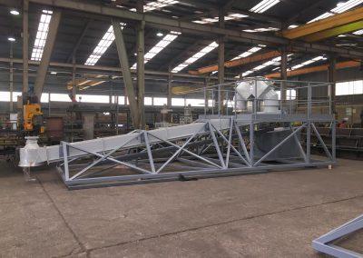 Tudela Veguin - Fabricación Aerodeslizador