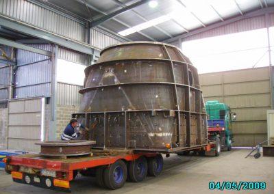 Carcasas para turbinas