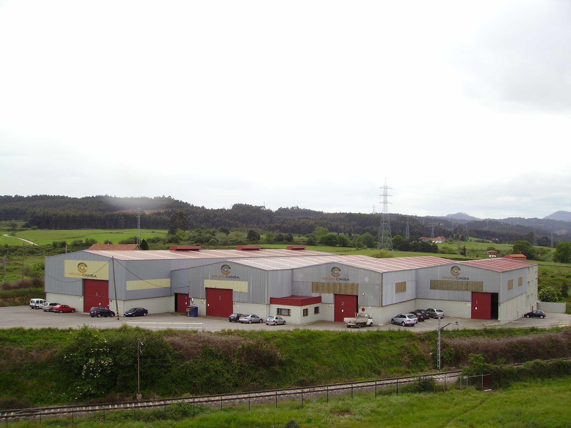 Grupo Cimisa - Instalaciones en Trasona