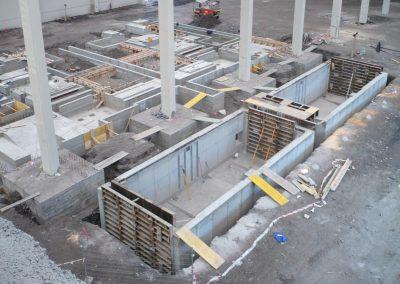 ASLA - Obra civil + Instalación linea maquinas