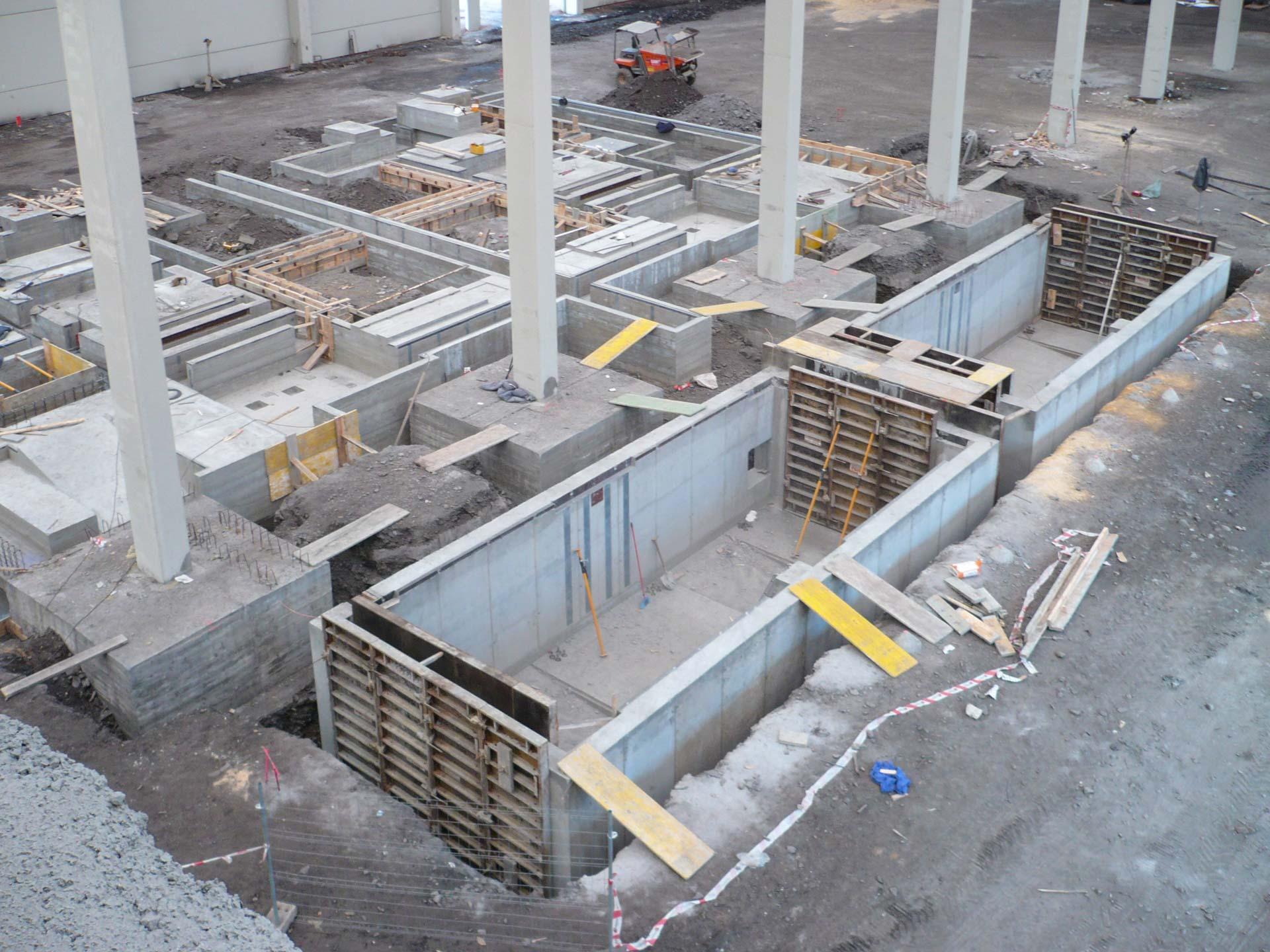 Grupo Cimisa - Trasona's facilities